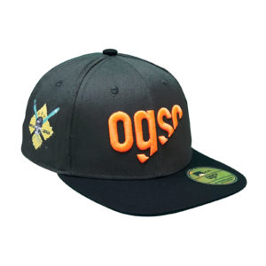 ogso grey rapper cap