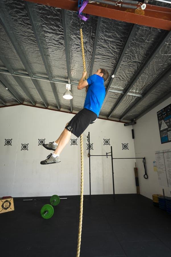 Legless-Rope-Climb