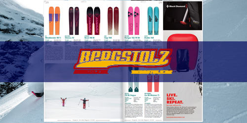 BERGSTOLZ MAGAZIN ISSUE N° 94