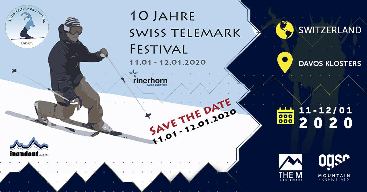 Swiss telemark festival