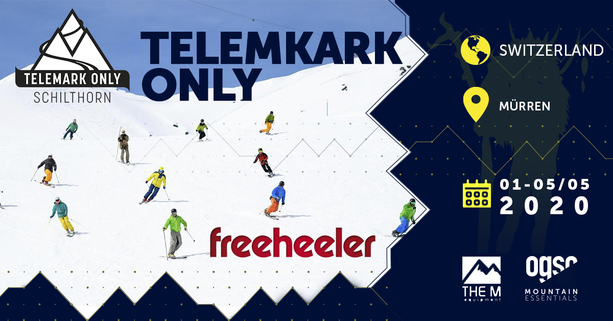telemark only