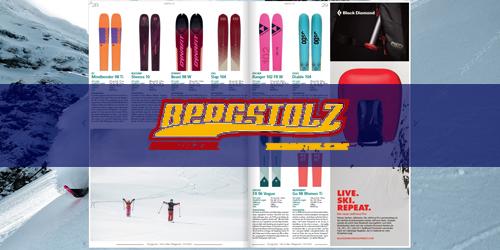 BERGSTOLZ MAGAZIN ISSUE N° 94